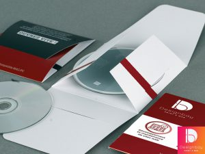 Pochette carton CD / DVD