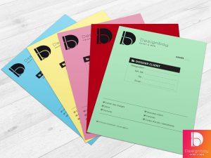 Dossiers administratifs / de rangement