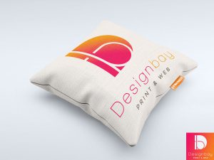 Impression textile (exemple confection de coussins)