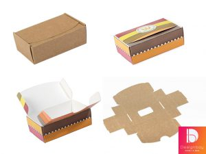Boîte cartes de visite 8,5 x 5,4 cm