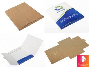 Boîte pour envoi de courrier