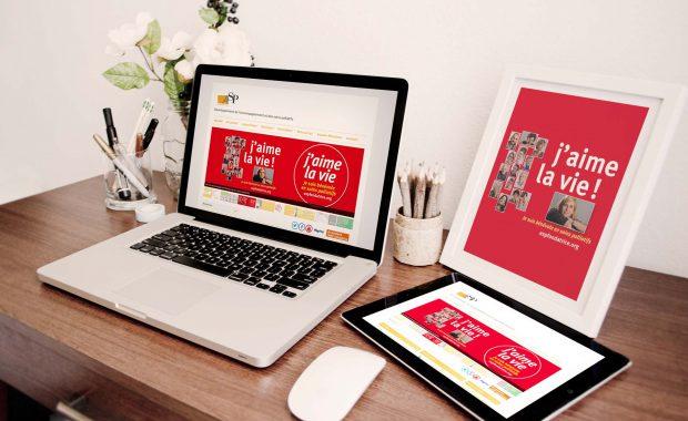 ASP fondatrice - Site internet