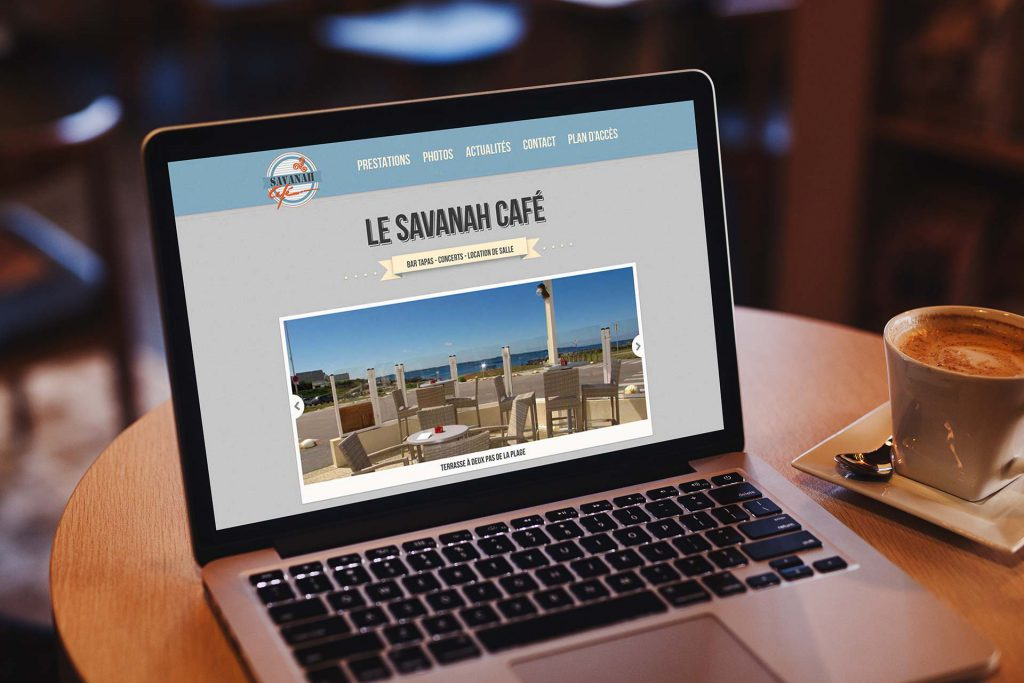 Le Savanah Café - Ploemeur