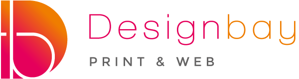Logo Designbay et slogan