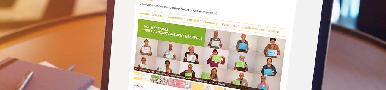 ASP fondatrice - Promotion et formation aux soins palliatifs