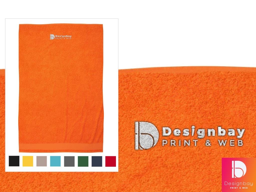 Serviette de plage - 100x150 cm / 9 coloris