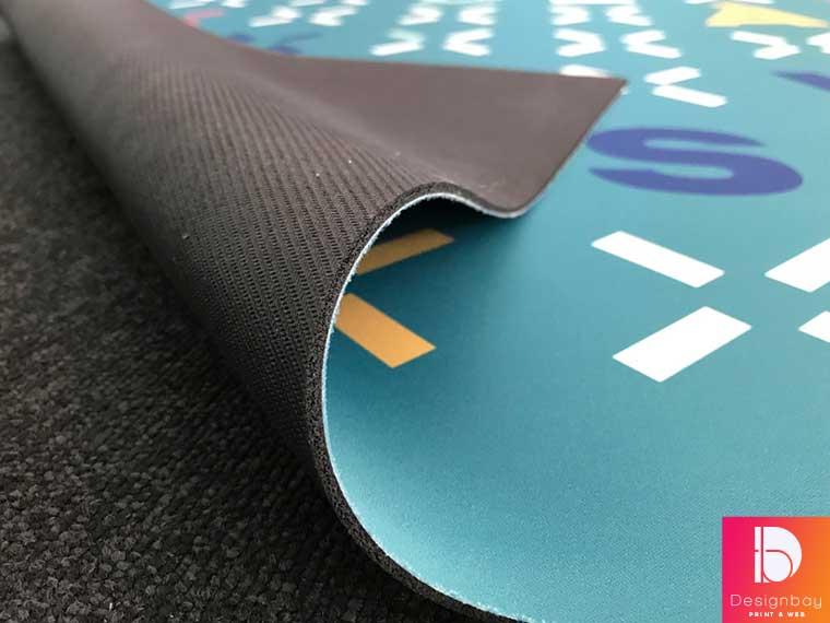 Nouveau : le tapis de loisir personnalisé !