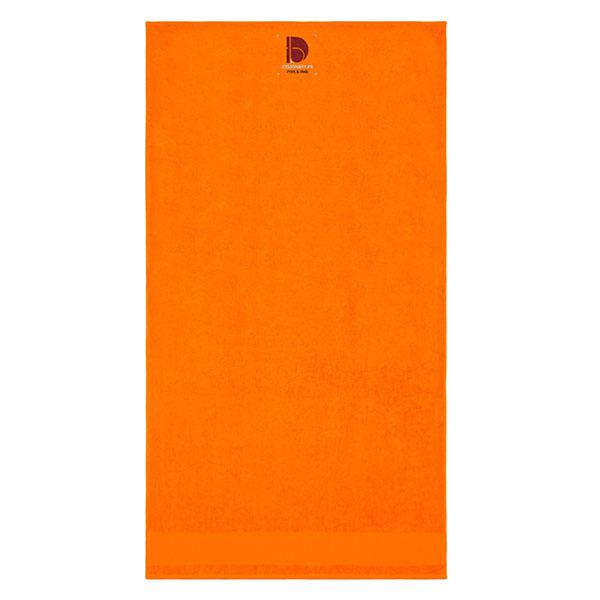 ac75 Serviette 70 x 140 Island orange