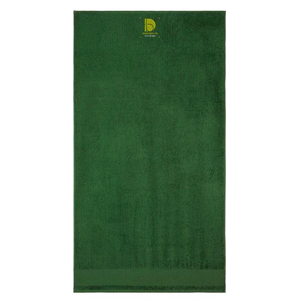 ac75 Serviette 70 x 140 Island vert fonce