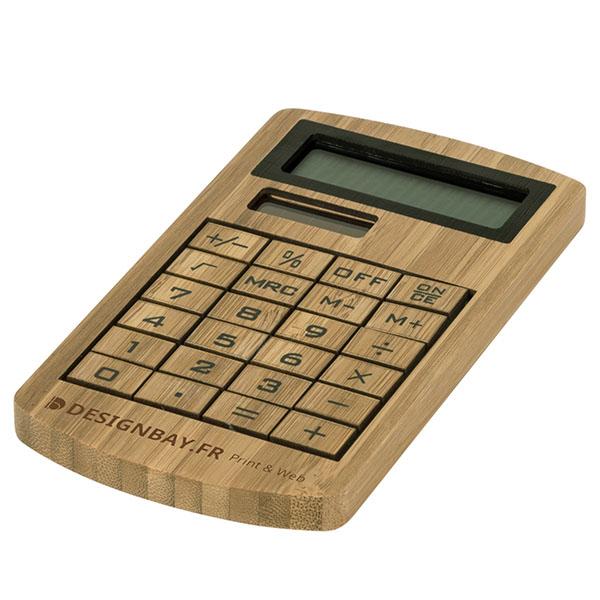 bu117 Calculatrice Eugene bambou