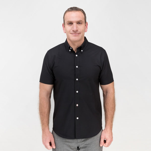 ch37 Chemise homme manches courtes Manitoba 1