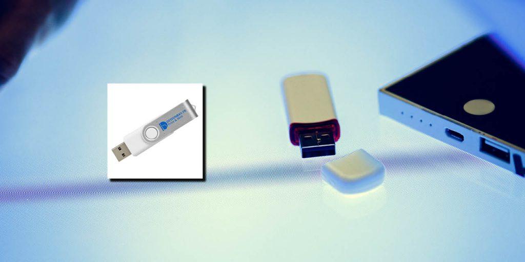 Clé USB Rotate Basic 16 Go (#ht94)