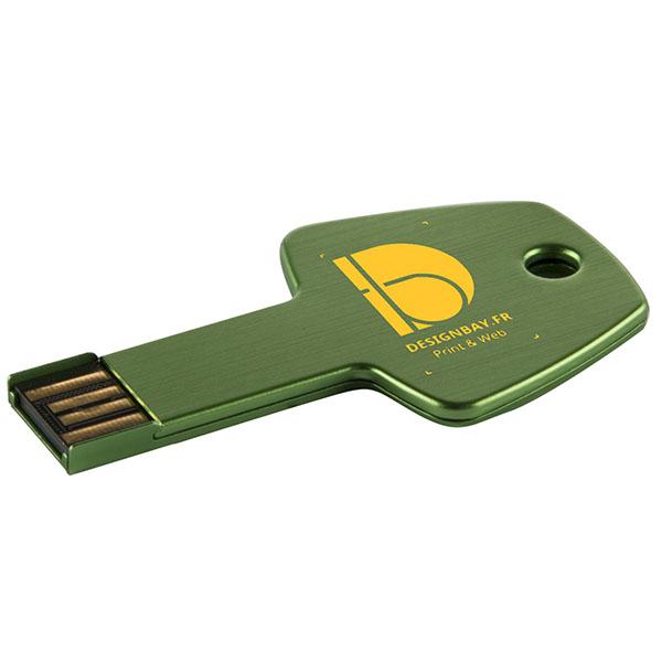 ht79 Clé USB 2 Go vert