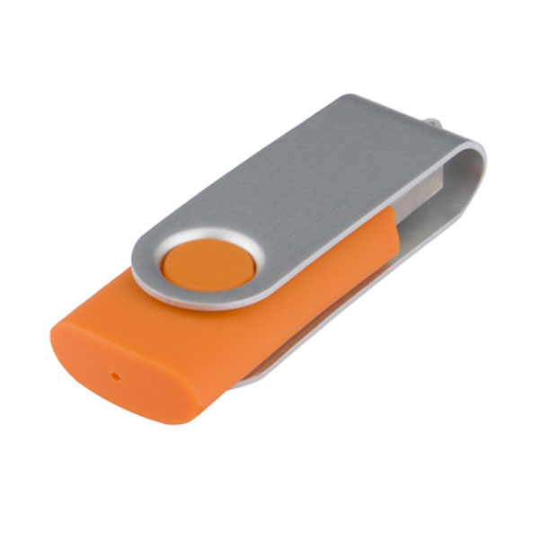 ht81 Clé USB basique rotative de 1 Go 1