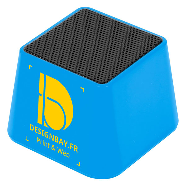ht89 Mini haut-parleur Bluetooth bleu