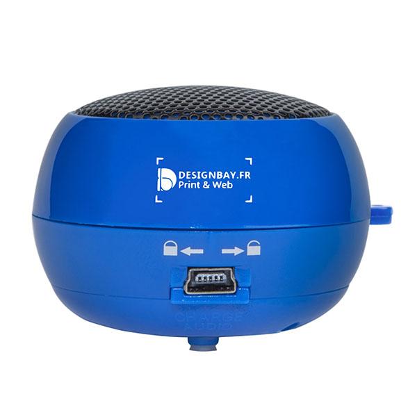 ht90 Haut-parleur Ripple bleu