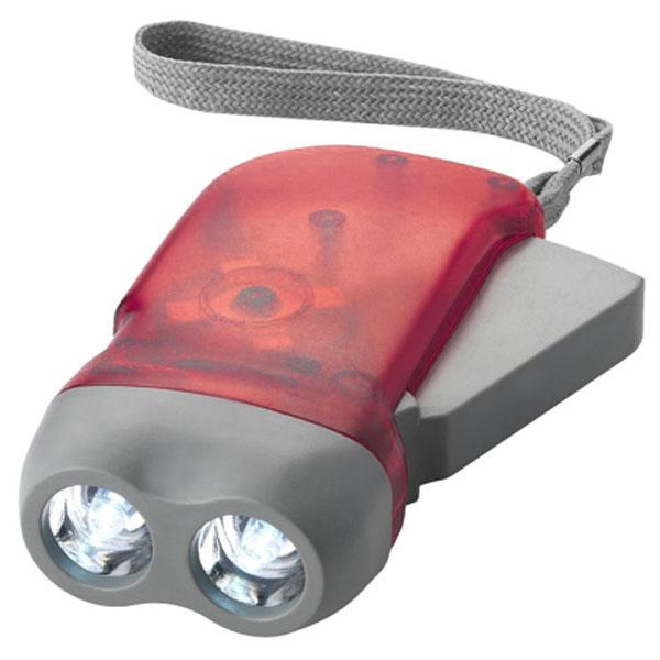 ht91 Lampe de poche dynamo Virgo 1