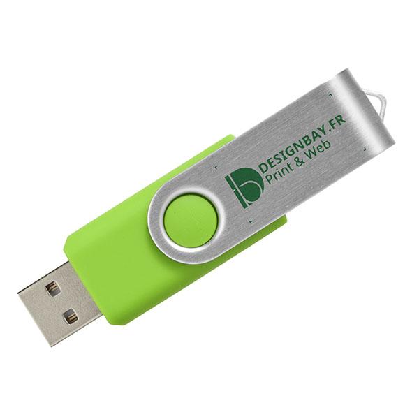 ht94 Clé USB Rotate Basic 16 Go vert