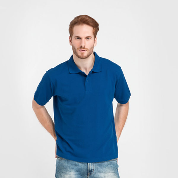 po13 Polo à manches courtes pour homme Forehand 1