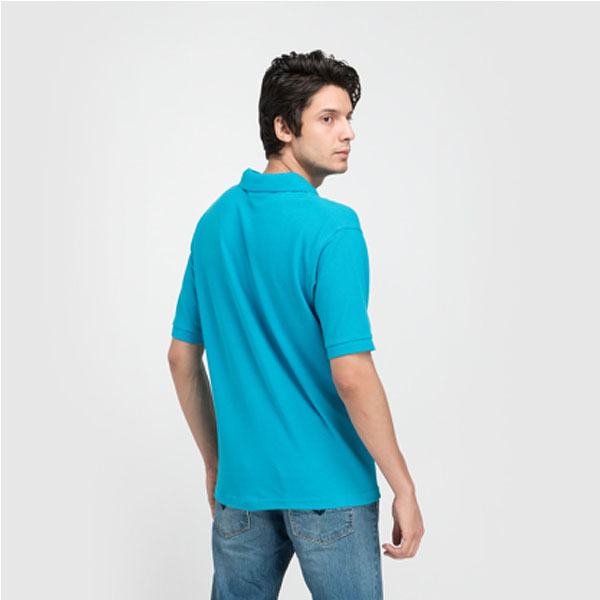 po13 Polo à manches courtes pour homme Forehand 2