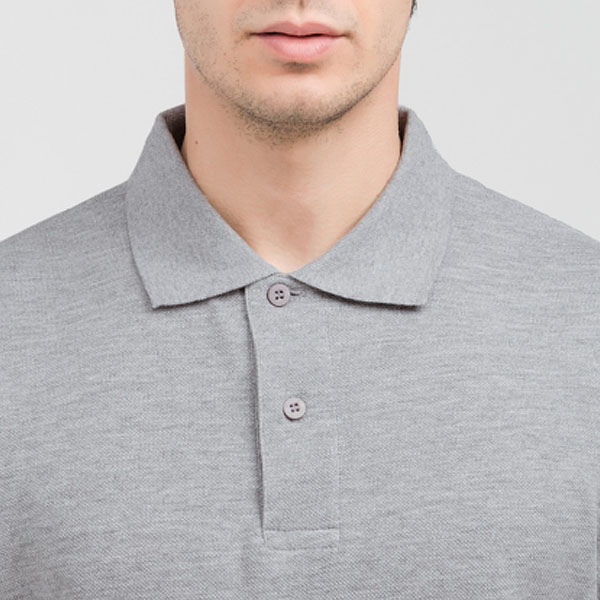 po13 Polo à manches courtes pour homme Forehand 3