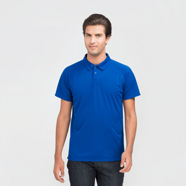 po14 Polo homme Cool Fit Ottawa 1