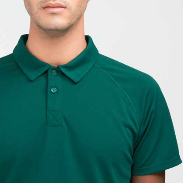 po14 Polo homme Cool Fit Ottawa 2