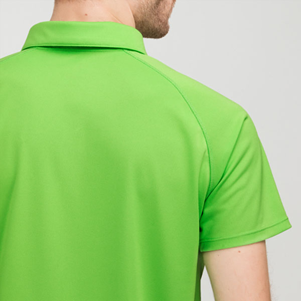 po14 Polo homme Cool Fit Ottawa 3
