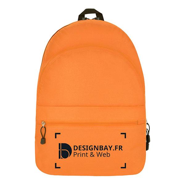 sa57 Sac à dos Trend orange