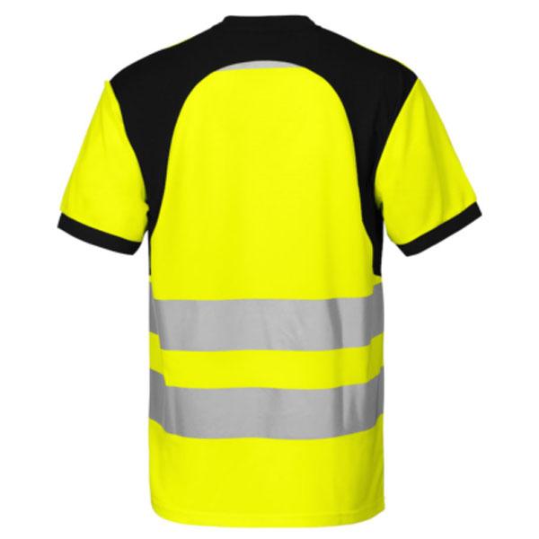 se35 T-shirt Projob classe 2 conforme black