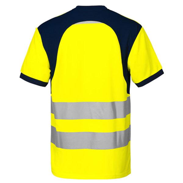 se35 T-shirt Projob classe 2 conforme navy