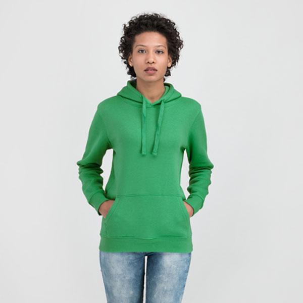 sw32 Sweat-shirt à capuche femme Authentic 1