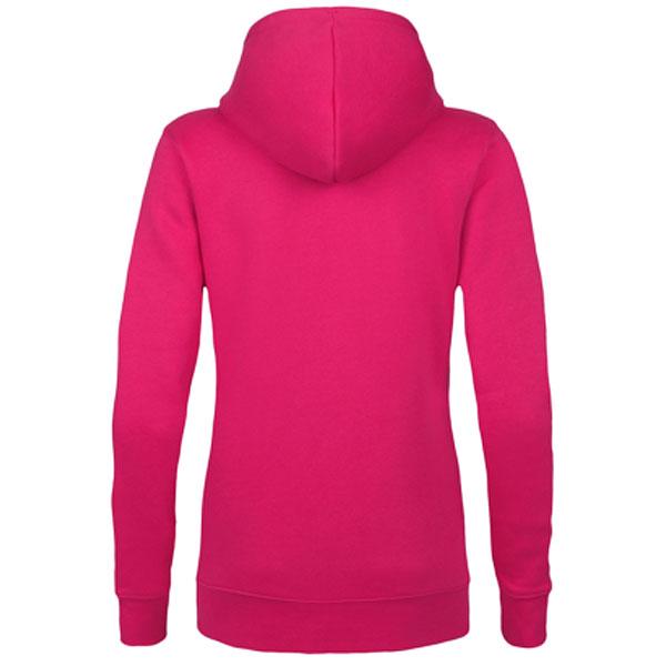 sw32 Sweat-shirt à capuche femme Authentic 2