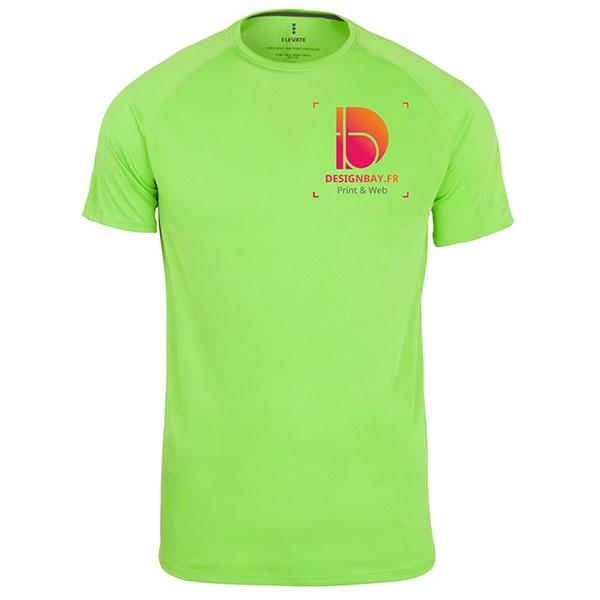 T-shirt homme Niagara Cool Fit vert pomme