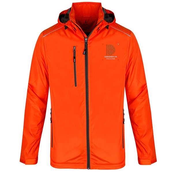 ve24 Veste homme Smithers orange