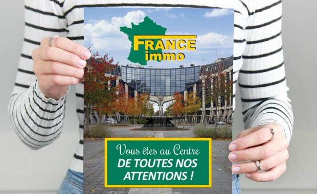 Flyers Agences immobilières France Immo