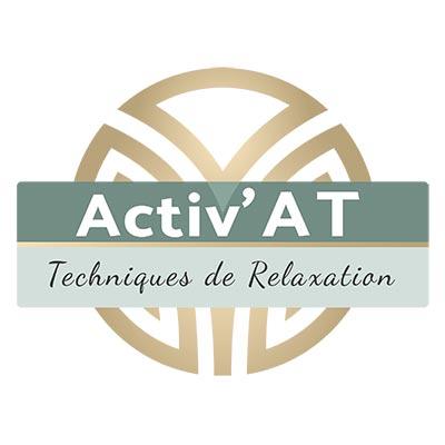 Refonte du logo pour le site web Activ-AT.fr