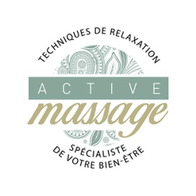 Ancien logo du site web active-massage.fr