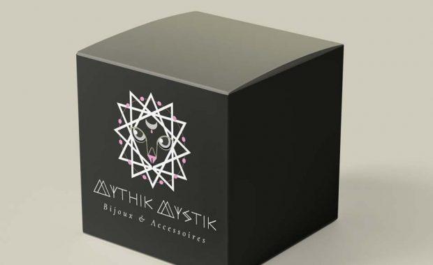 Boutique en ligne Mythikmystik.fr – Création du site web