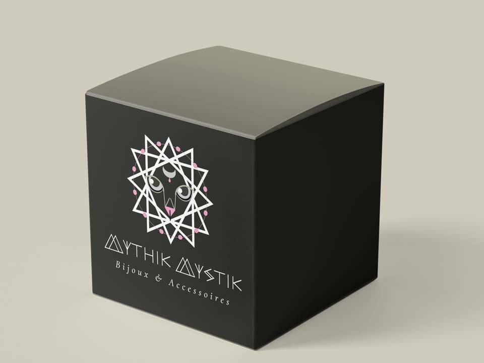mockup box